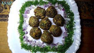 Keerai Bonda || Dill Leaves Bonda || Healthy And Tasty Snacks Recipe