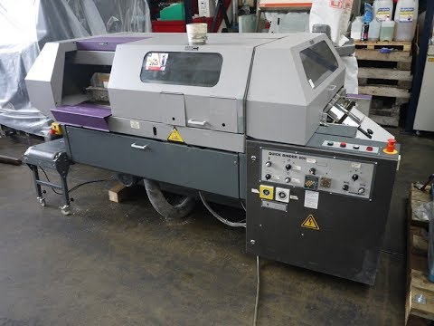 Heidelberg Quick Binder QB 200 sulby 1250 perfect binder for sale Gab Supplies Ltd