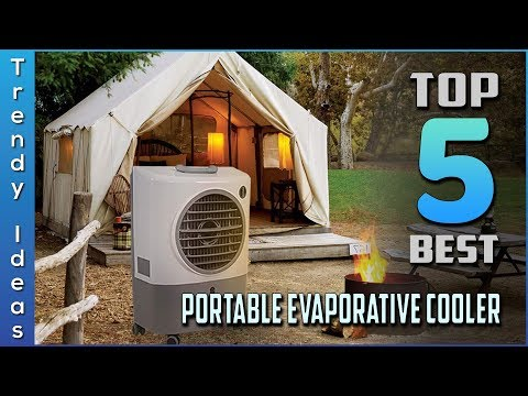 Top 5 Best Portable Evaporative Coolers In 2020