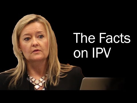 Dr. Tonia Nicholls – The uncomfortable facts on IPV