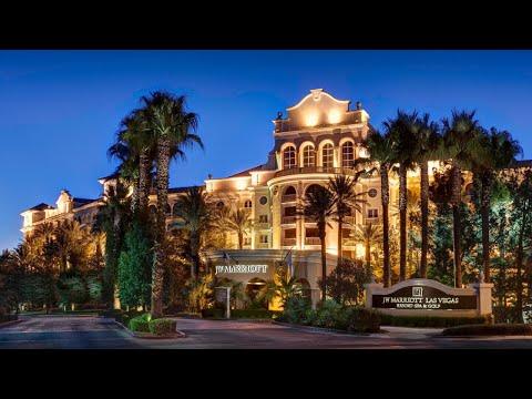 JW MARRIOTT LAS VEGAS RESORT & SPA - Las Vegas, Nevada, USA