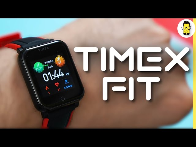 Timex Fit Review 🔥 SpO2, Heart Rate Monitoring, Sleep Tracking, Telemedicine | Price: Rs. 6,995