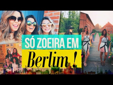 SÓ ZOEIRA EM BERLIN ! - Parte 2
