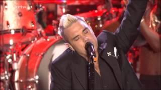 Robbie WILLIAMS - Let Me Entertain You & Monsoon @ PALEO 2015