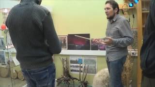 Вадим Чернобров провел экскурсию по музею ''Мир Тайн''