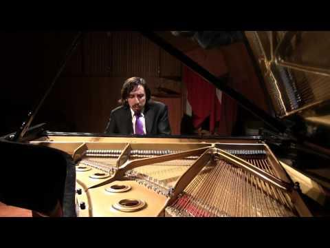 """Schumann - Kreisleriana Op. 16, """"8 fantasies for pianoforte"""" (Ignacio González)"""