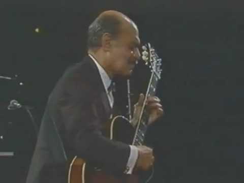 Joe Pass (g-solo) Cherokee  1984 Berlin concert -item-8