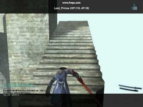 GunZ Stairway Berserker! [ FUN Frag ]