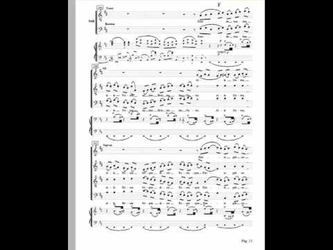 Beethoven 9th symphony , Alegro assai, (237-327) Tenor, voice over