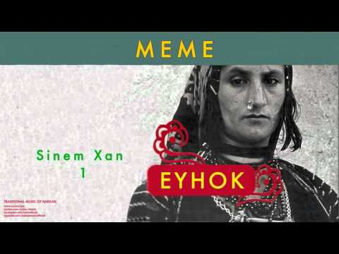 Meme - Sinem Xan [ Eyhok No.2 © 2004 Kalan Müzik ]