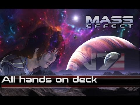 ME3 DLC Tribute; All hands on deck