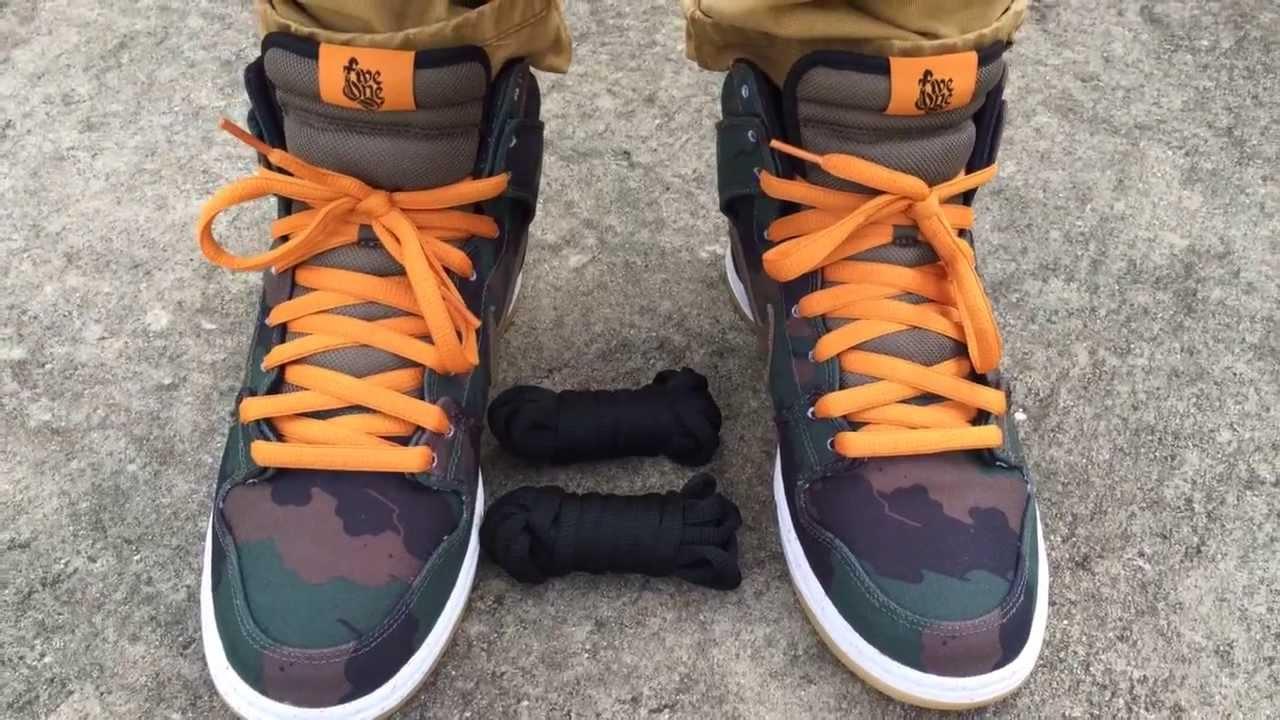 88e44b79ab07 Nike Dunk SB High