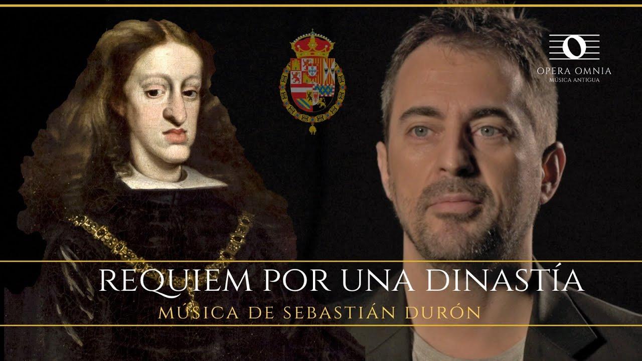 Requiem por una dinastía - Sebastián Durón - Opera Omnia