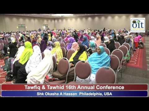Kora 16ffaa kan Tawfiq fi Tawhid  August 2016 MN USA  5