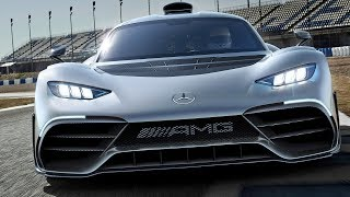 Mercedes AMG Project ONE 2019 Soon ready to fight Ferrari LaFerrari смотреть