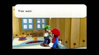 Super Mario Galaxy 2 Wii - Flipside Galaxy - Flip