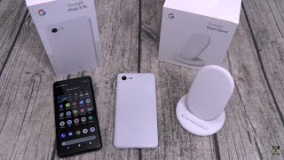 Google Pixel 3XL - Unboxing And First Impressions