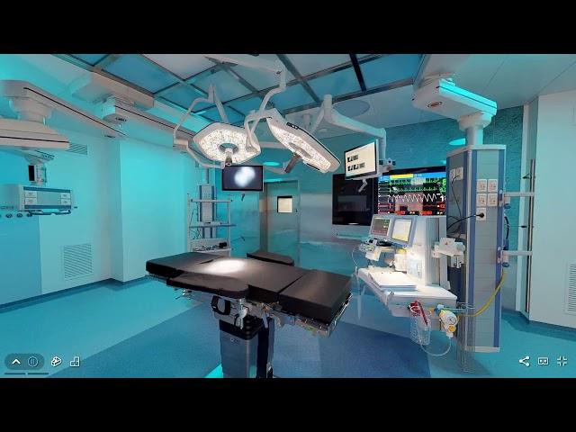 Poliambulanza - Il nuovo blocco operatorio cardiovascolare