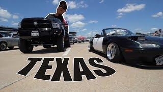 GTR spotting at Texas Motor speedway