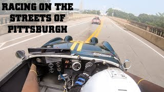 RACING THE STREETS OF PITTSBURGH - 2018 Pittsburgh Vintage Grand Prix ...
