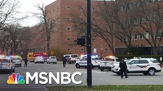 Active Shooter At Ohio State University | MSNBC