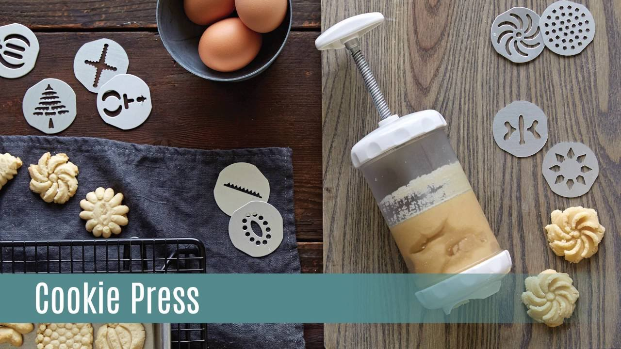 Cookie Press | Pampered Chef