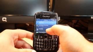 Facebook Messenger Install Blackberry Curve
