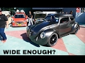 VW Beetle Stance Modified - Borneo Kustom Show 2017