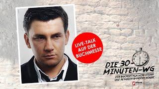 Dmitry Glukhovsky über Postapokalypse Now!  Die 30-Minuten-WG   Frankfurter Buchmesse 2021