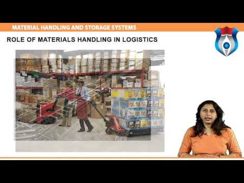 MATERIAL HANDLING AND STORAGE SYSTEMS