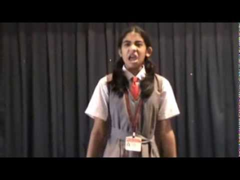 Elocution Competition   Secondary School   YouTube