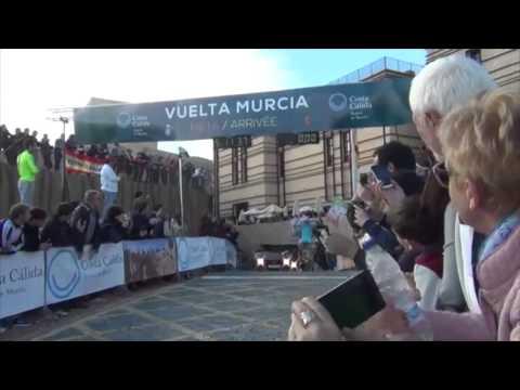 Rein Taaramäe wins Vuelta Ciclista Murcia
