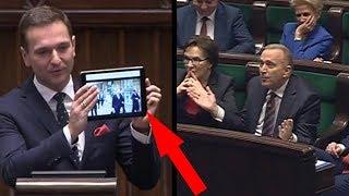 Poseł PiS koncertowo zgasił premiera w Gabinecie Cieni Grzegorza Schetynę