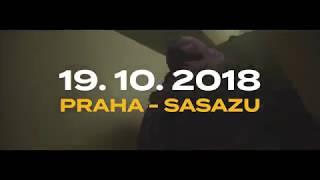 """KŘEST """"SBOHEM ROXANO"""" x """"7"""" SASAZU - PRAHA // PÁTEK 19.10"""