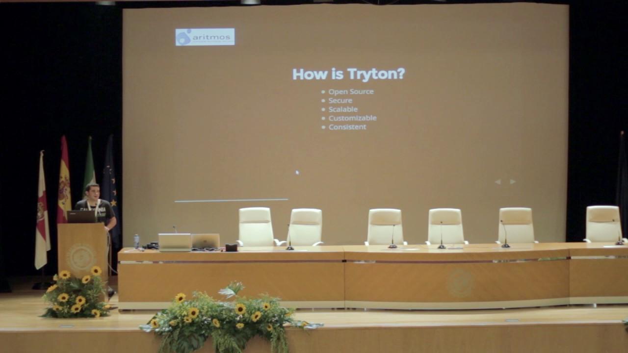 Image from Tryton: Un ERP que se adapta a tus necesidades sin ataduras