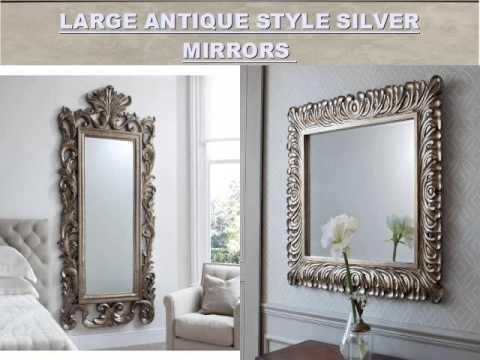 ANTIQUE MIRRORS COLLECTION