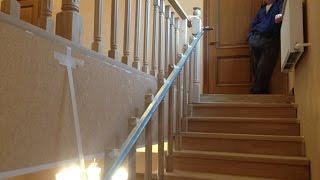 Монолитная бетонная лестница от опалубки до финишной отделки, для дома своими руками(Лестница – сложное архитектурное сооружение, в списке требований к которому числятся надежность, безопасн..., 2016-08-31T18:52:38.000Z)