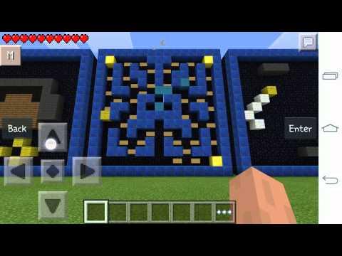 Minecraft Pocket Edition Atari (Arcade) Modu