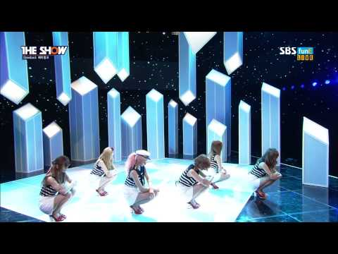 Comeback Stage 150721 Apink 에이핑크   Petal 꽃잎점 + Remember 리멤버 @ 더쇼 The Show 1080p 60fps