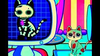 Мультики для детей новые серии - лечим животных, больница для котят, #2, мульт игра, для детей