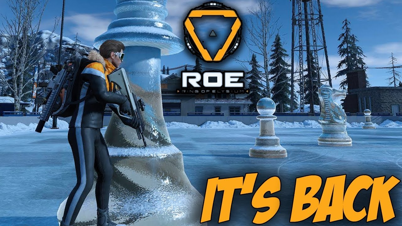 RING OF ELYSIUM IS BACK (How to Apply for the New Test)