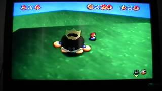 SRD's Super High Tech Video Game Show #1: Super Mario 64, Part 1