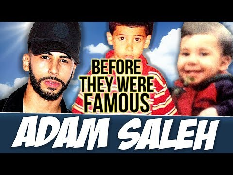 ADAM SALEH | BEFORE THEY WERE FAMOUS!! *THE TRUTH*