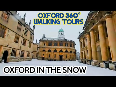 Oxford 360 walking tour colleges,Sheldonian,Bodleian,Radcliffe Camera,Bridge of Sighs-March '18 Pt 1