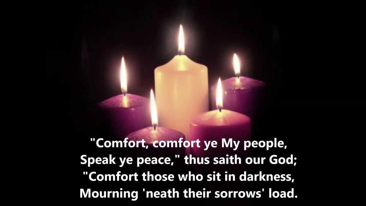 comfort ye messiah的圖片搜尋結果
