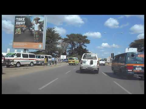 DashCam 17th May 2016 Lusaka Zambia - luis erc lopes