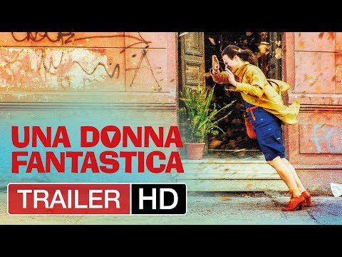 UNA DONNA FANTASTICA - Trailer Ufficiale Italiano
