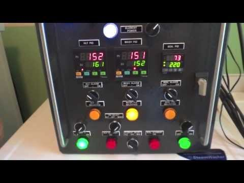 E-HERMS Brewing System