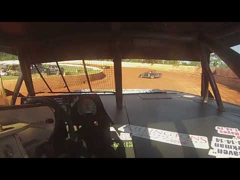 East Lincoln Speedway 5-18-19 Stock 4 Front Cam Heat Race Alexus Motes