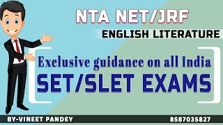 HOW TO QUALIFY  SET/SLET EXAMS ? TIPS AND STRATEGY WITH PATTERN OF EXAMS.